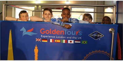 Golden Tours Careers... What Do You Think You Could Do?